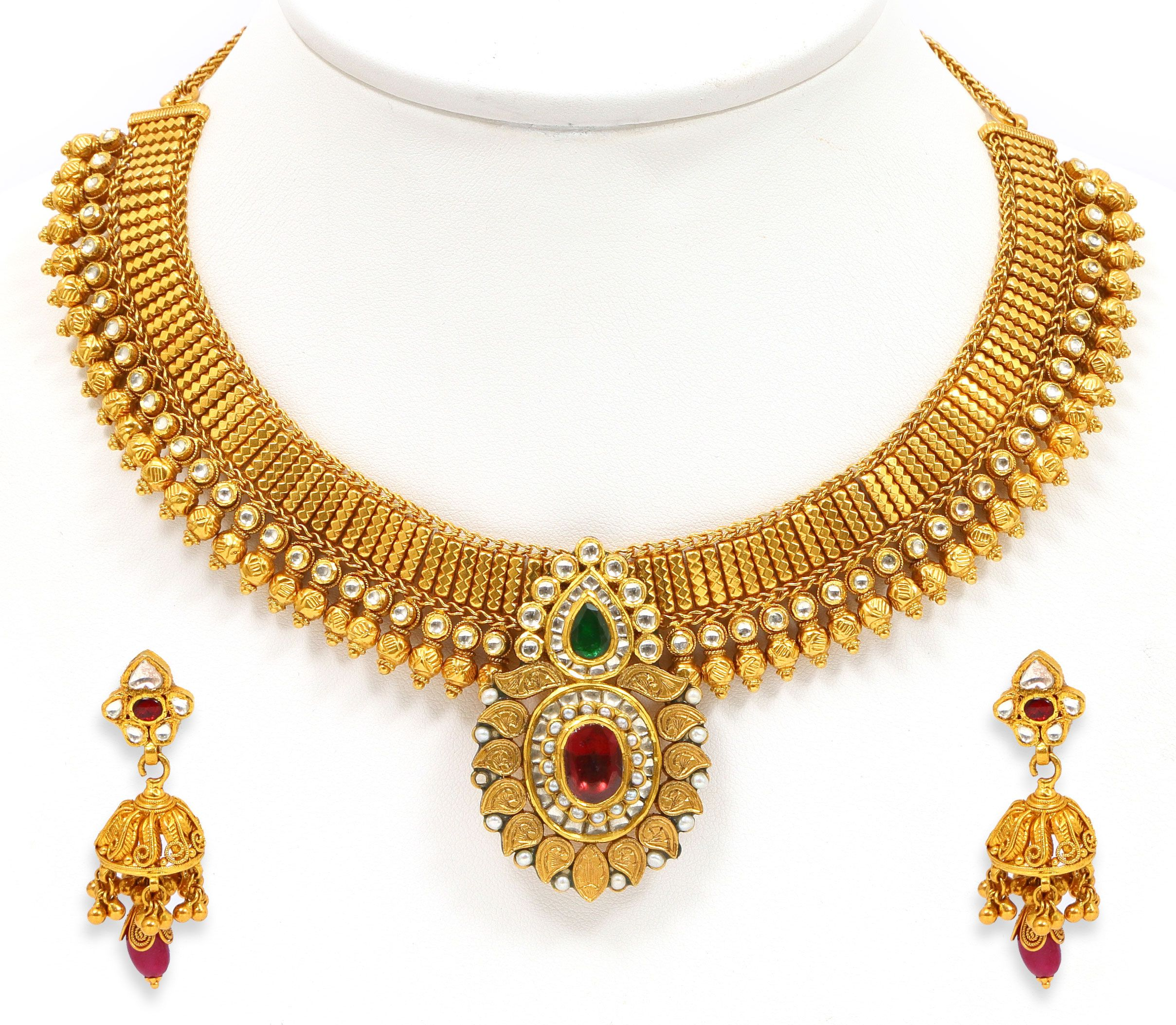 Gold Jewelry Necklace | Gold Jewellery | Pinterest | Gold ...