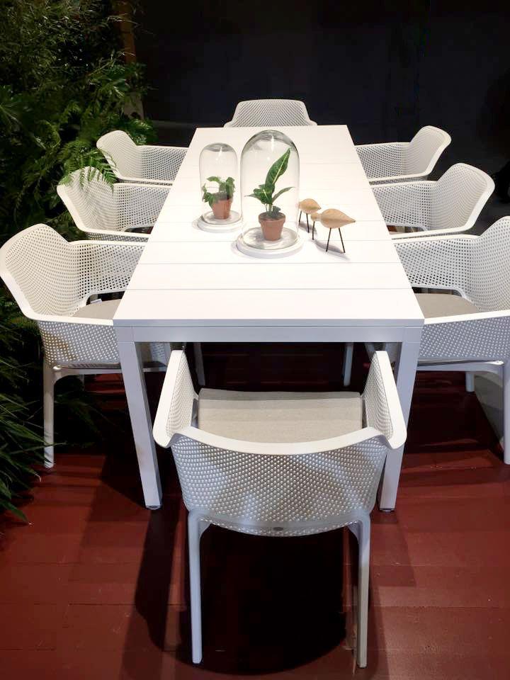 Tavoli Da Giardino Nardi.The Top In Durel Top Of The Rio Nardi Table Is Thick To Be More