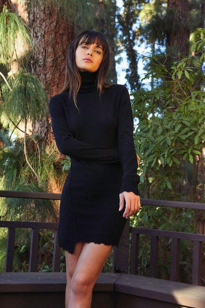Machen Sie Ihr kleines schwarzes Kleid fantastisch ...