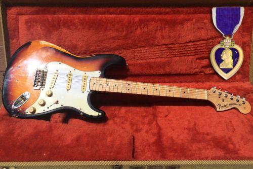 Fender Stratocaster Guitar Xmas Giveaway (12/11/16) {US} via