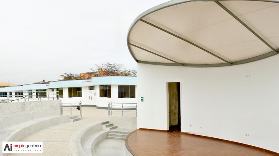 Auditorio Exterior CEI