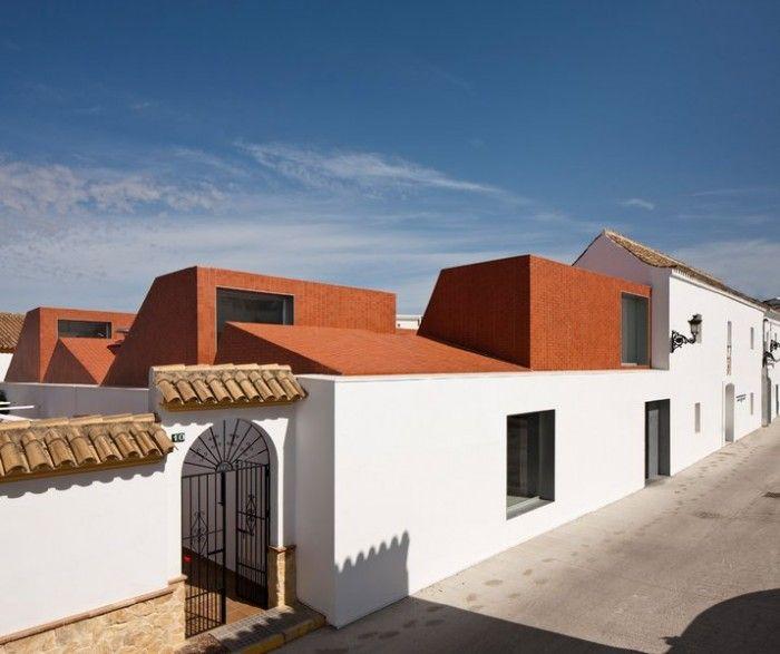 ASCER award 2012 for the Culinary School in Medina Sidonia