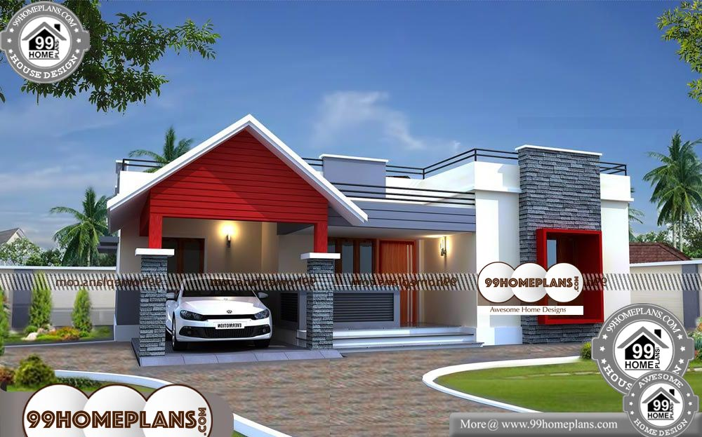Simple One Story Floor Plans 75 South Indian House Design Collections 99homeplans Com Simple One Story Indian Home Design Simple House Design House Design