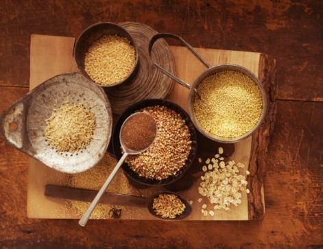 Five seeds (you might think are grains) with amazing health benefits - Quinoa; Buckwheat; Wild rice; Teff; Amaranth + Citrus wild rice recipe (Chatelaine) #healthy_foods