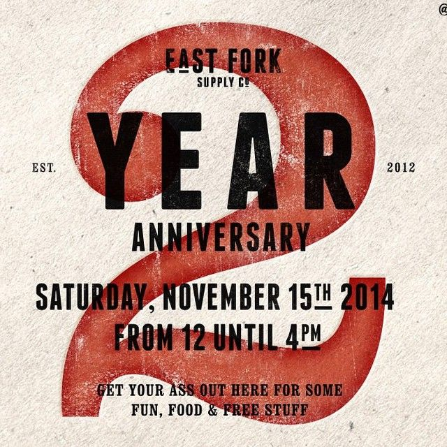 Logos east fork supply co nd anniversary also graphs pinterest rh