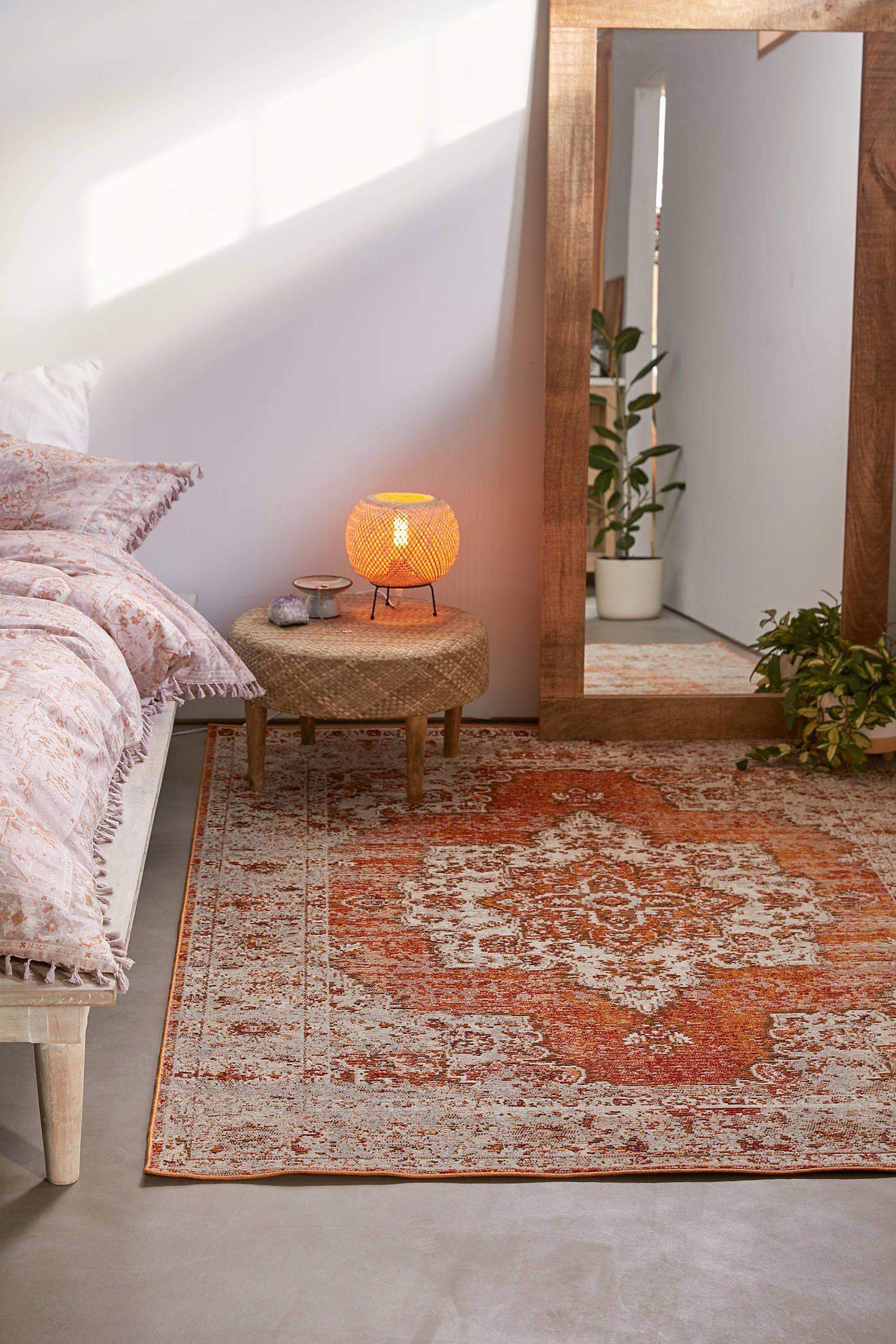 Phaedra Medallion Tufted Rug Apartment Decor Interior Interior