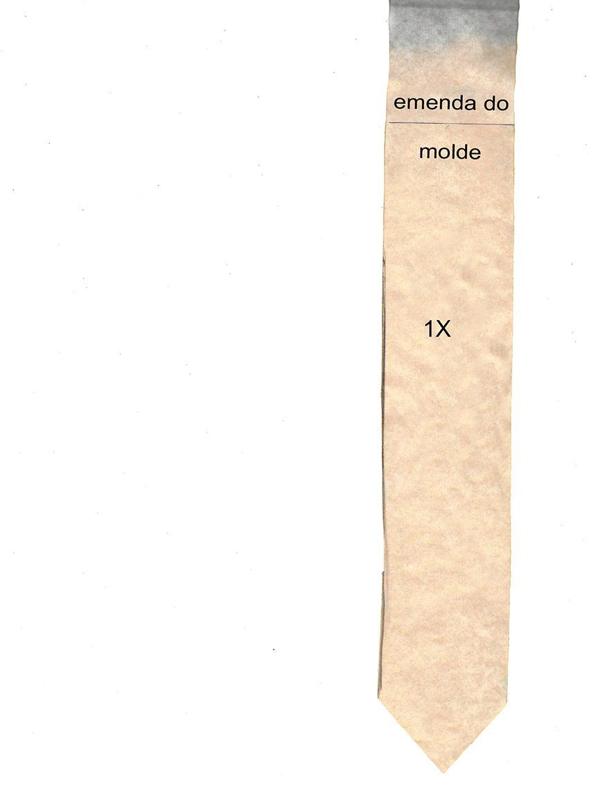 molde_bandana_2-1.jpg (850×1169) | Tutoriais | Pinterest | Molde ...