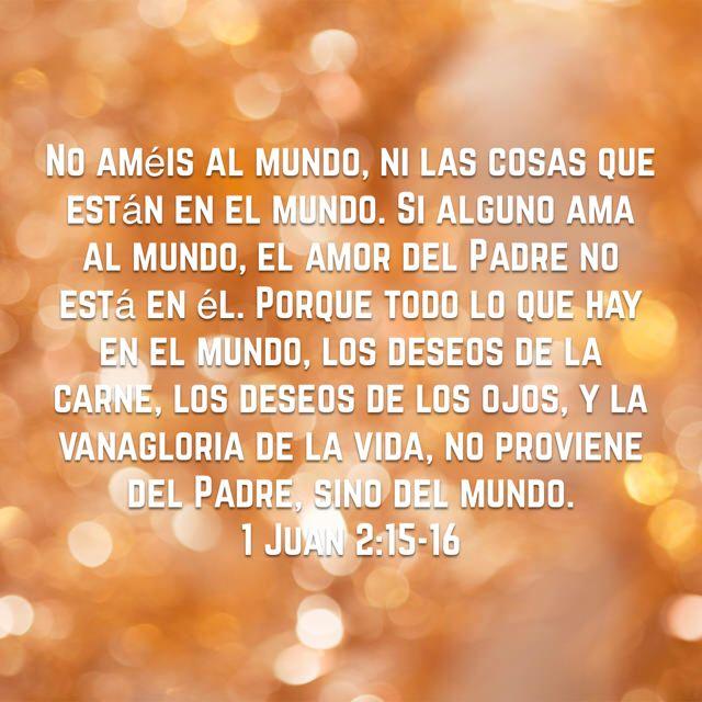 1 Juan 2 15 16 Biblia Reina Valera 1960 Rvr1960 Salmos Biblia Reina Valera 1960 Dar Gracias A Dios