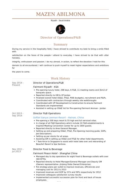 sales management trainee resume