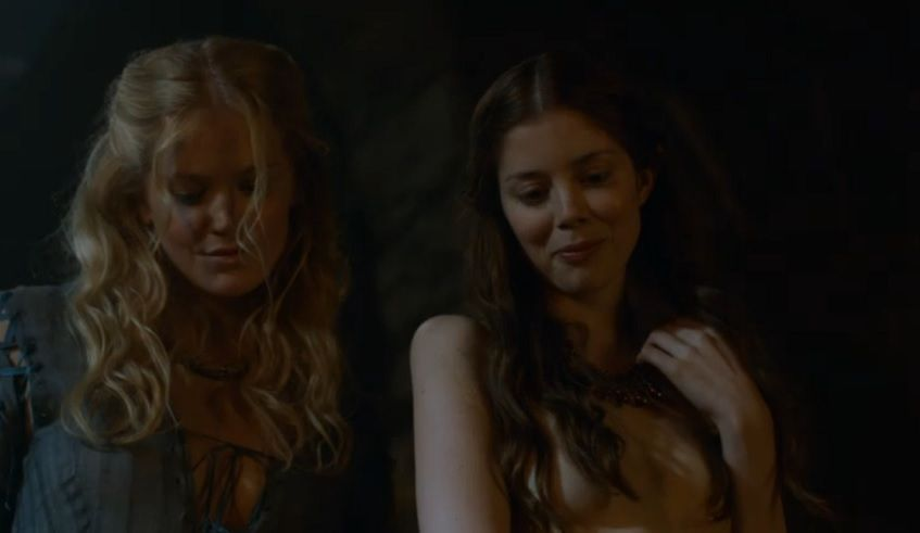 Violet and Myranda from Game of Thrones | Mind chasers ...
