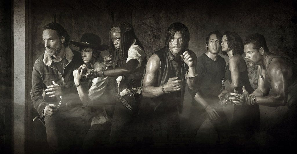 Free Walking Dead Wallpaper | Walking Dead Season 5 Poster SW Wallpaper by Atomicxmario on .