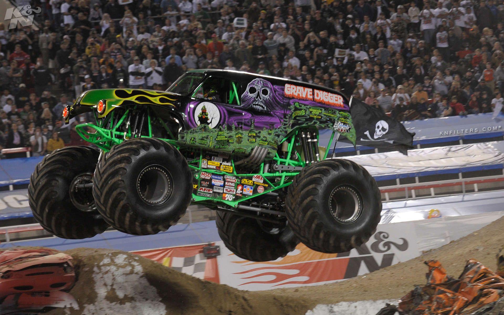 Monster Truck Wallpaper Desktop Http Hdwallpaper Info Monster