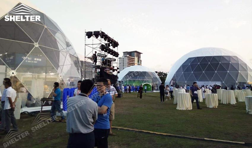 SHELTER Geodesic Domes - Dome Tent for Sale - Hemisphere Tents - Event Geodome for Sale & SHELTER Geodesic Domes - Dome Tent for Sale - Hemisphere Tents ...