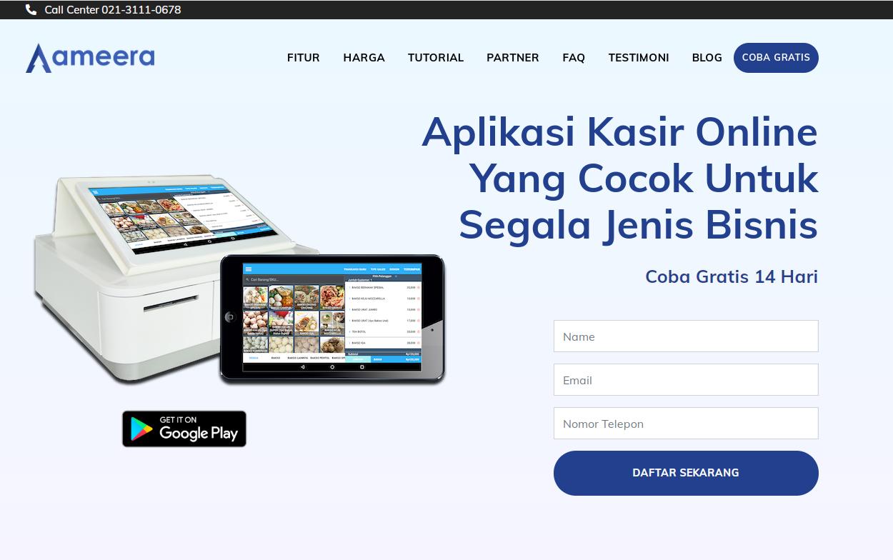 Aplikasi Kasir Online Bisnis Aplikasi Laporan Keuangan