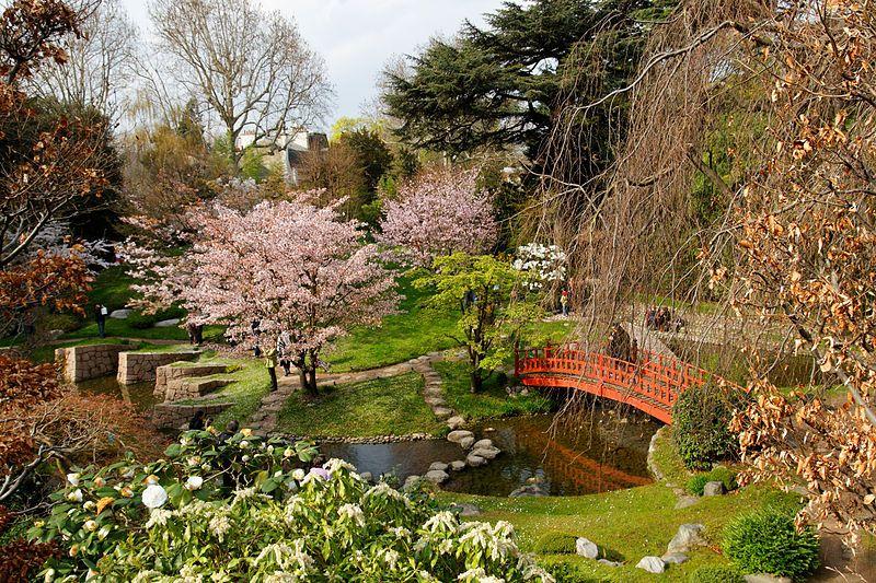 Jardins albert khan boulogne billancourt france jardins nature parcs paysages - Jardin d eveil boulogne billancourt ...