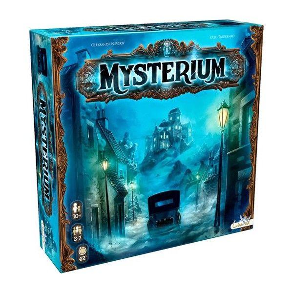 Comprar Mysterium Jogos De Tabuleiro Jogos De Tabuleiro Legais Galapagos Jogos