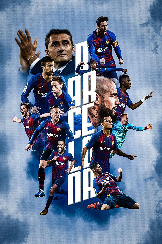 Wallpapers Logo Team 2019 Wallpaper Jersey Vs Manchesterunited Messi Champions League Barca Camp Nou Vs Real Futbol De Barcelona Fotos De Messi Fotos De Futbol