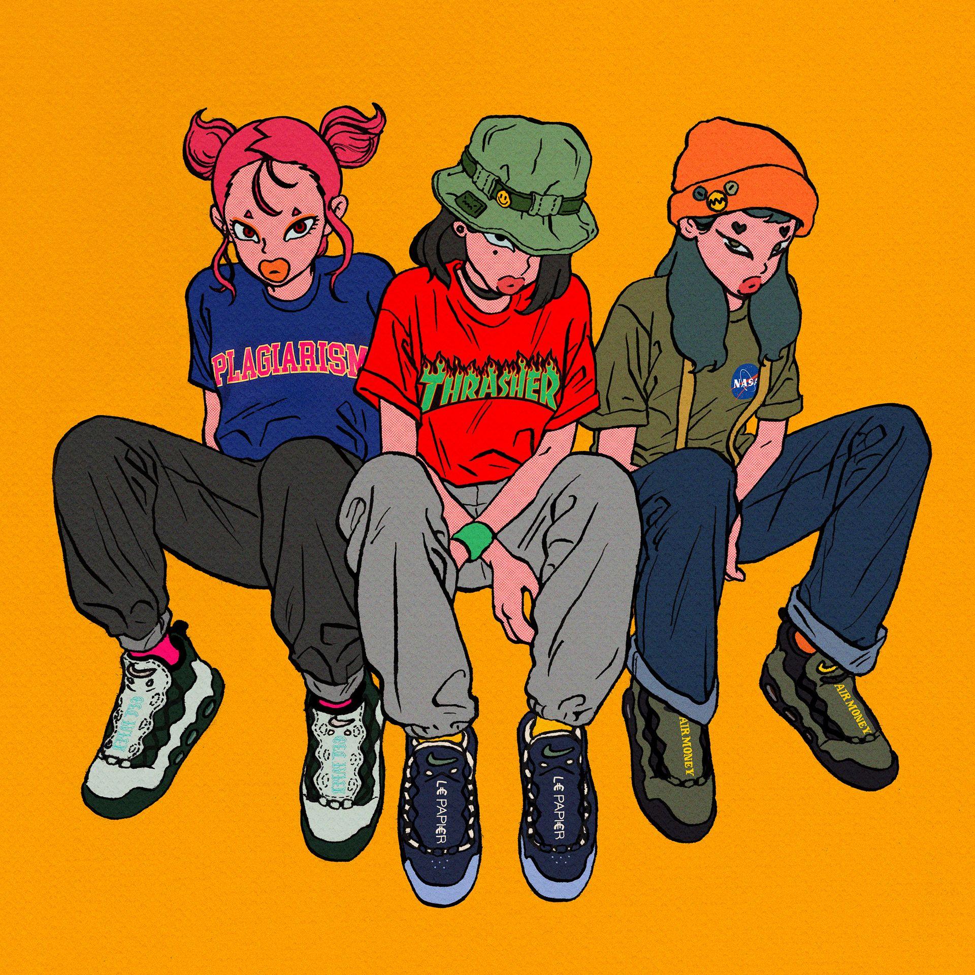 Moneygirls