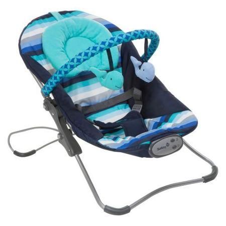 Carters Whale Of A Time Snug Fit Bouncer