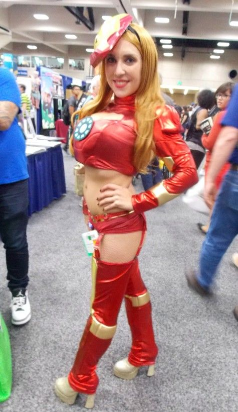 Creative Cosplay Round Up At Comic Con 2014