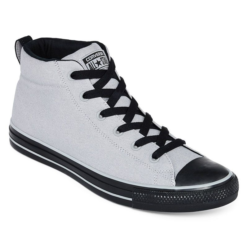 Converse Chuck Taylor All Star Mens Street Mid Sneakers  2ecb54738