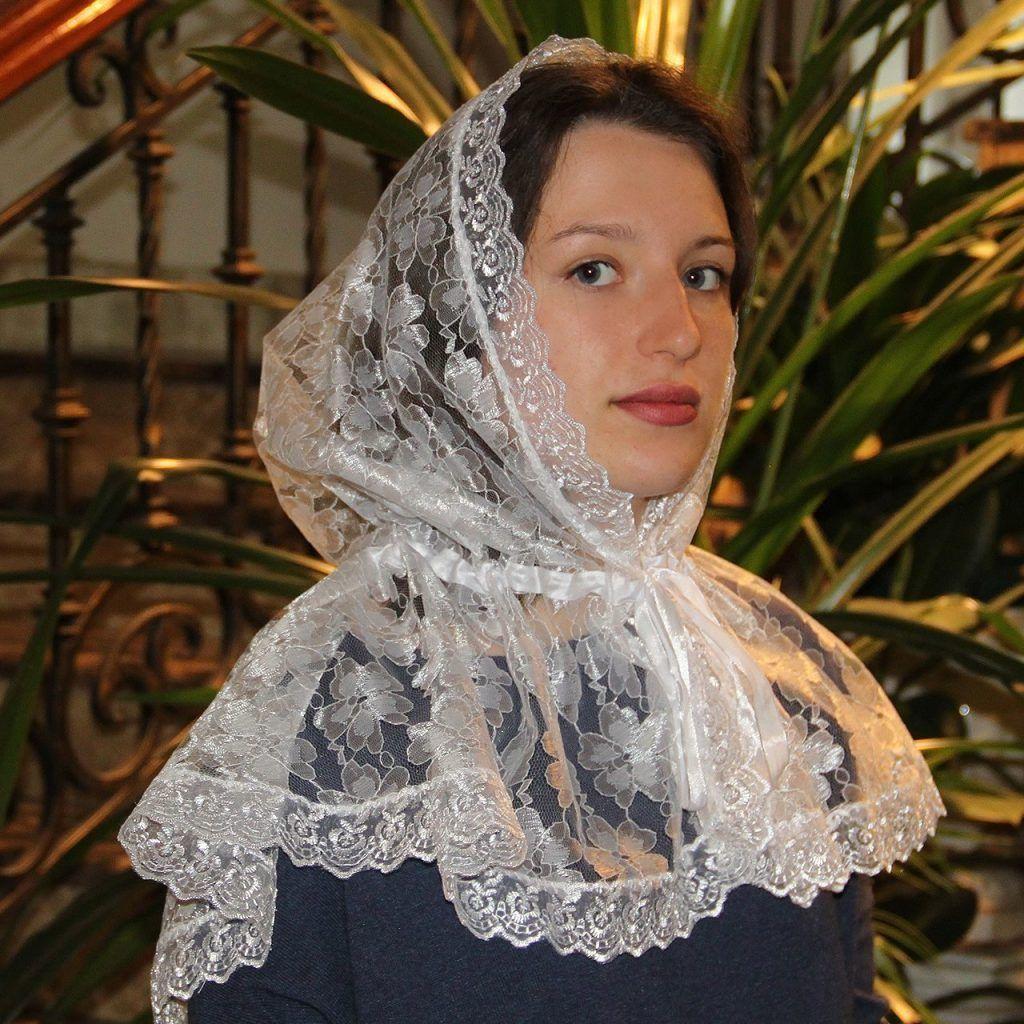Как сшить донской платок для храма фото 87