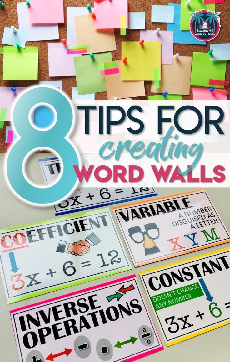 8 tips for creating effective word walls in secondary on word wall id=19833