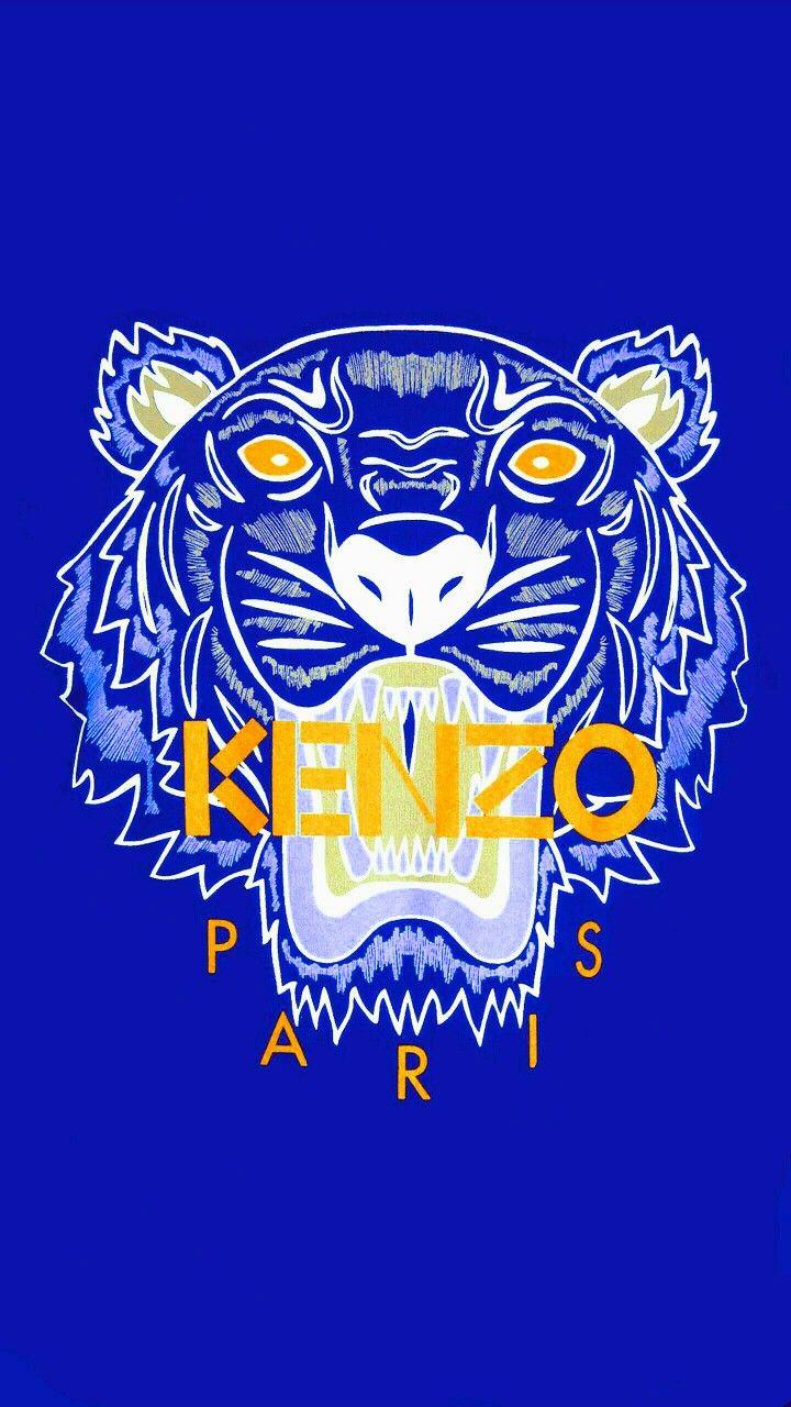 Kenzo Wallpaper Tiger Fond D Ecran Telephone Fond D Ecran Kenzo Fond D Iphone