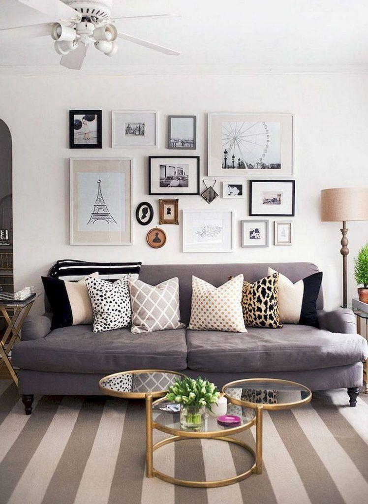 75+ Comfy Apartment Living Room Decor Ideas - Page 21 of 77 Living