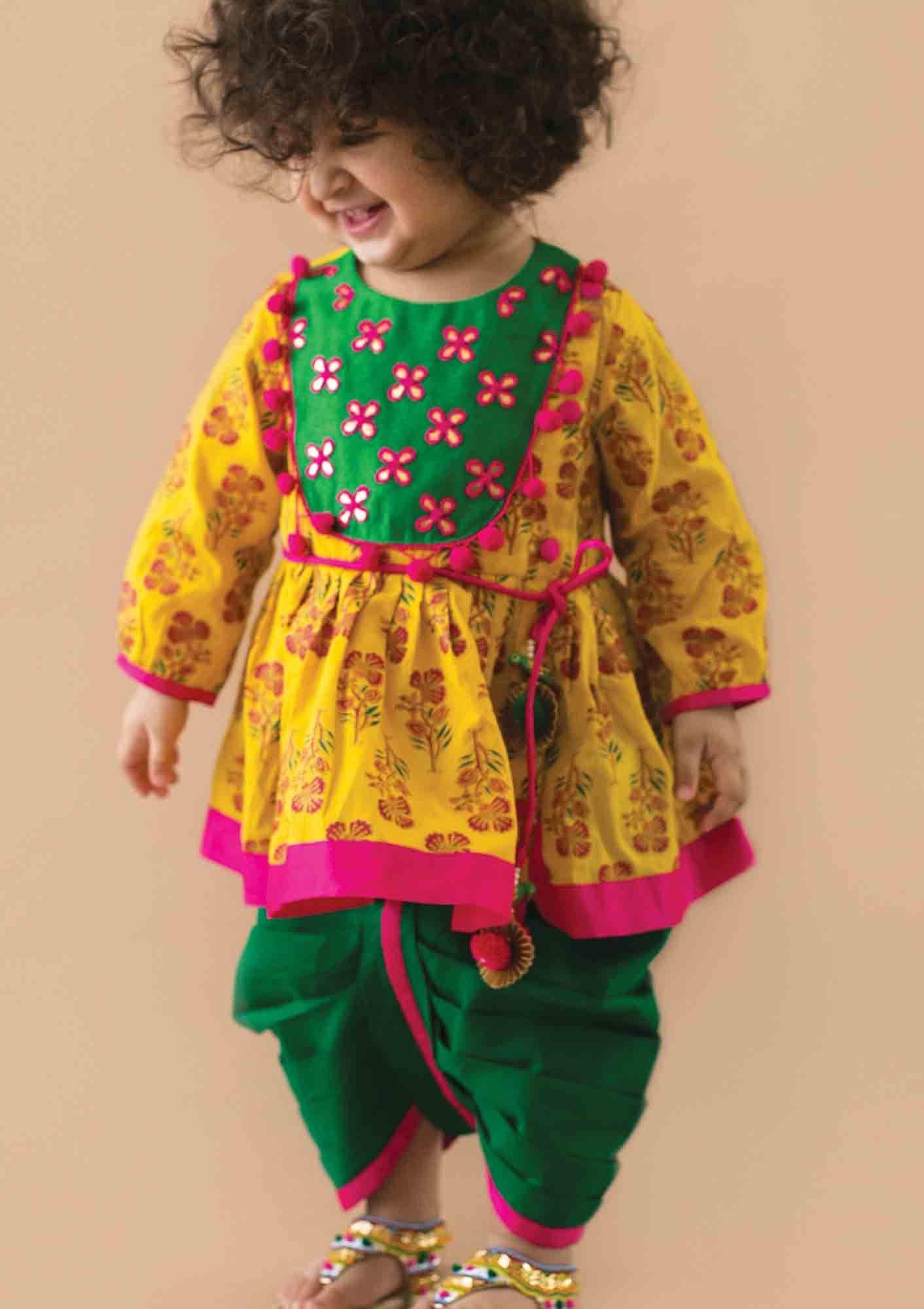 Tiber taber angarkha set baby in pinterest kids wear