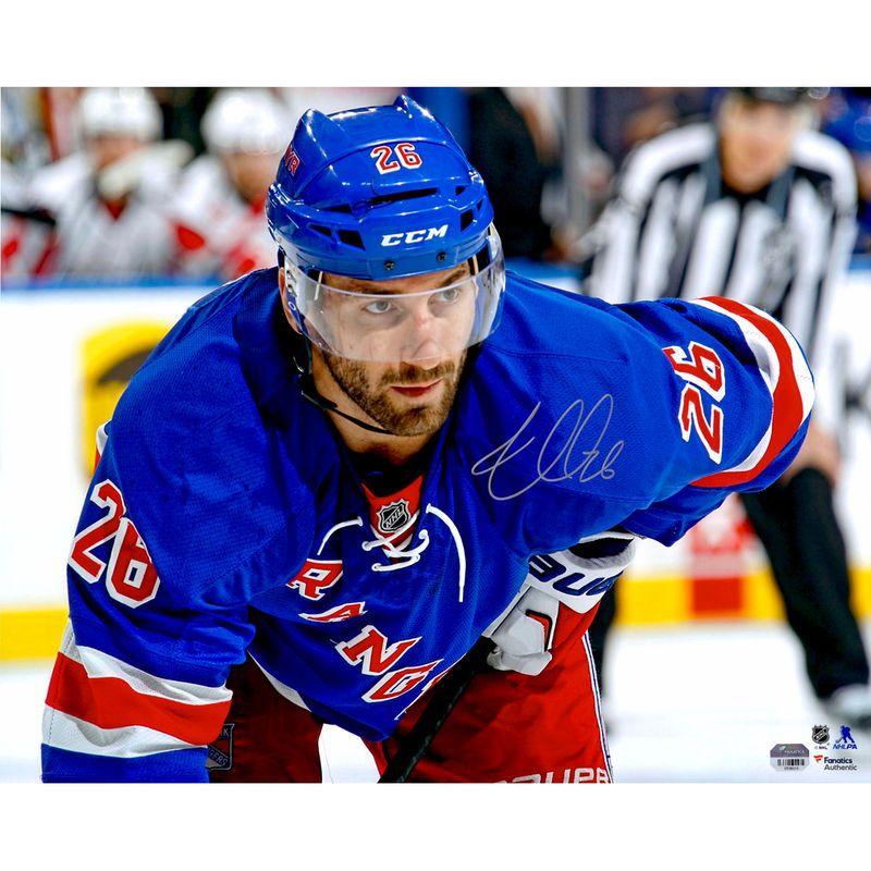 Jarret Stoll New York Rangers Fanatics Authentic Autographed 16