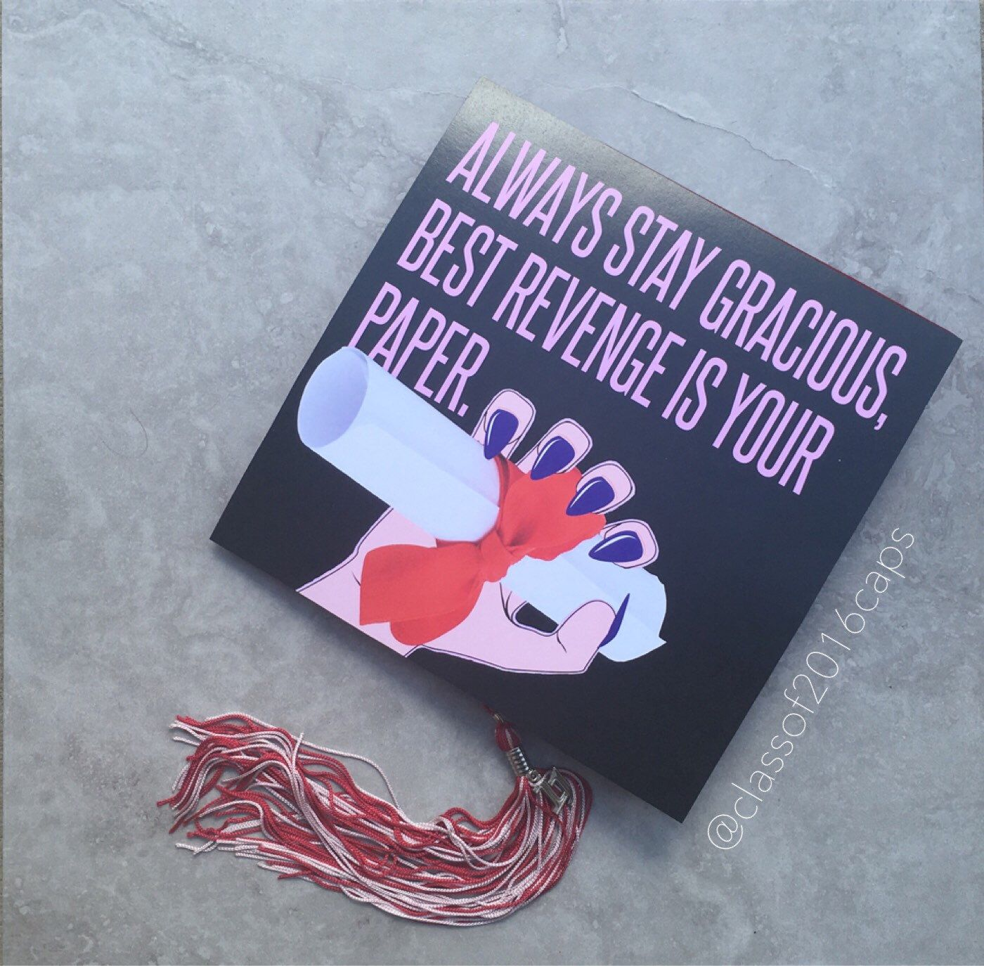 Medium Crop Of Graduation Cap Quotes