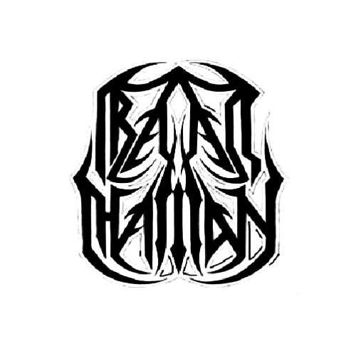 Cool Baal Hamon Band Logo Decal Decals That Rock Pinterest - Cool custom motorcycle stickers