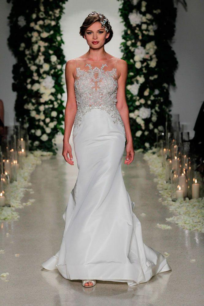 Berta Spring and Summer 2019 Bridal Collections ⋆ Ruffled