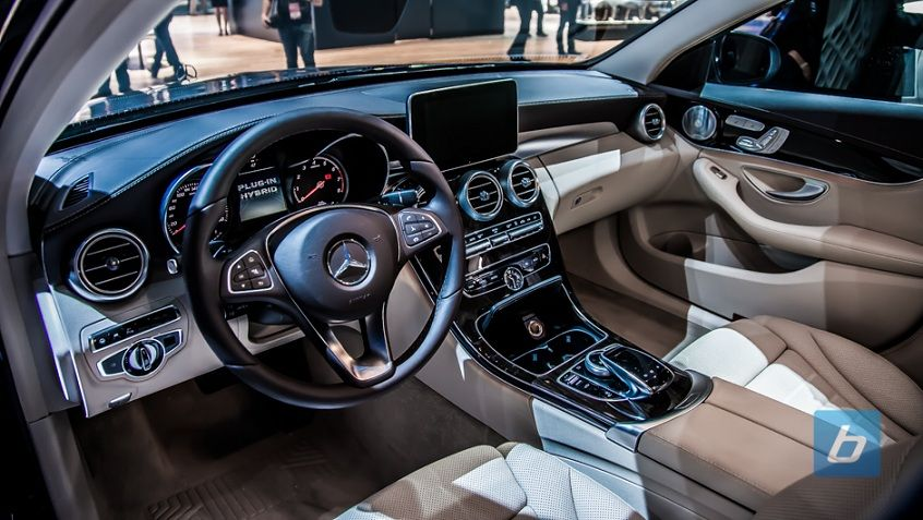 2016 Mercedes-Benz C-Class Interior | Mercedes-Benz | Pinterest ...