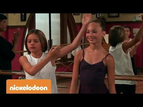 nicky ricky dicky and dawn ballet full episode