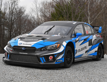 Subaru Wrx Sti Rallycross 2018 Pr Subaru Rally Subaru Rally Car