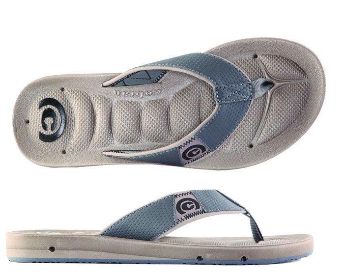 f92ff7e8177 Cobian Men s Draino Sandals Clay Flip Flops
