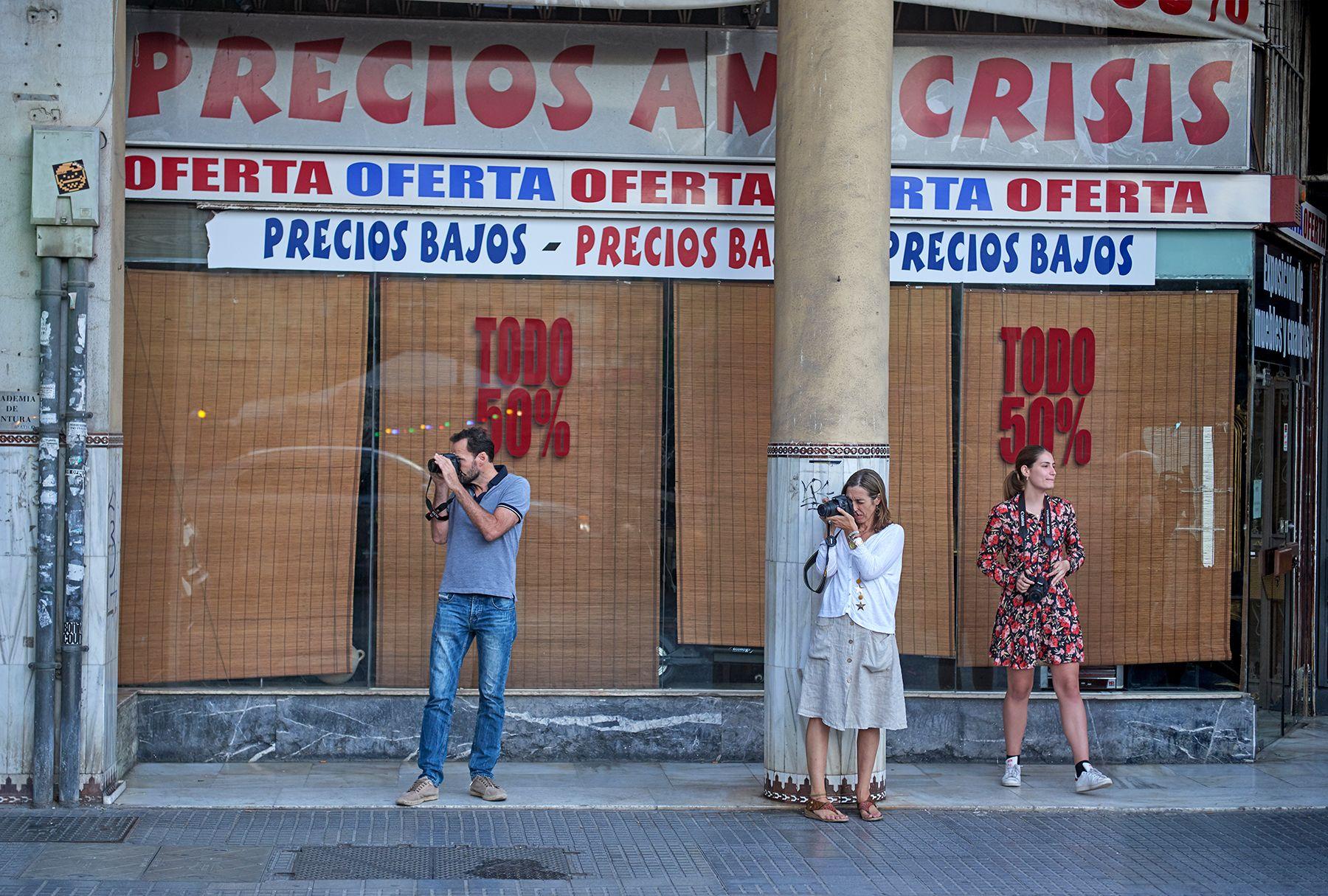 Los peligros de la  Street Photography