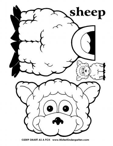 paper plate puppets templates - animal paper bag puppets templates free ebook premium
