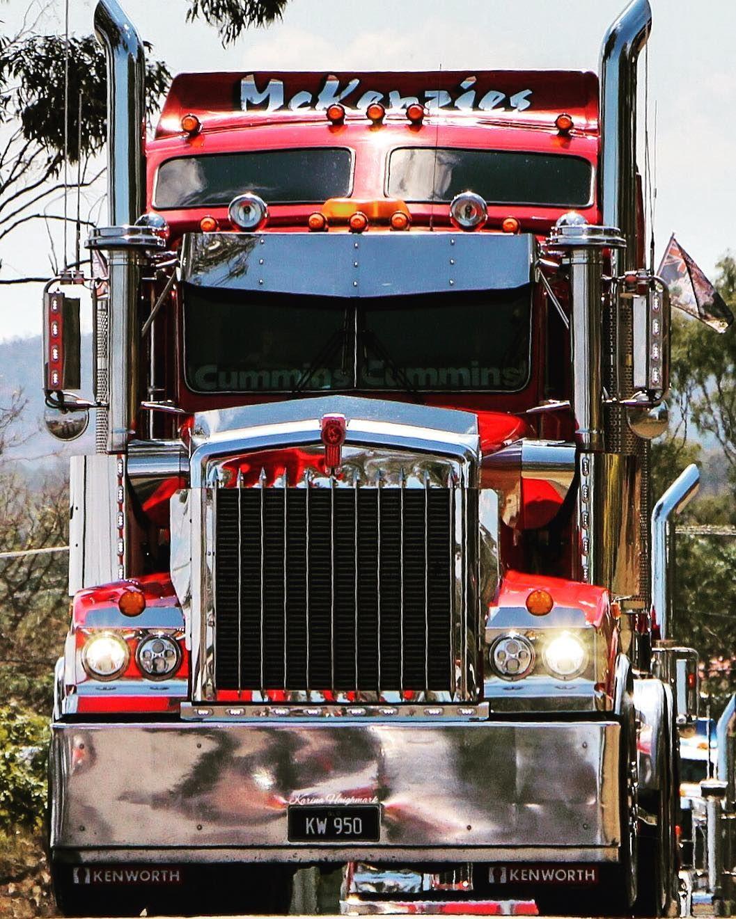 Mckenzies Kenworth Kw950 Truckphotography Truckporn Phat
