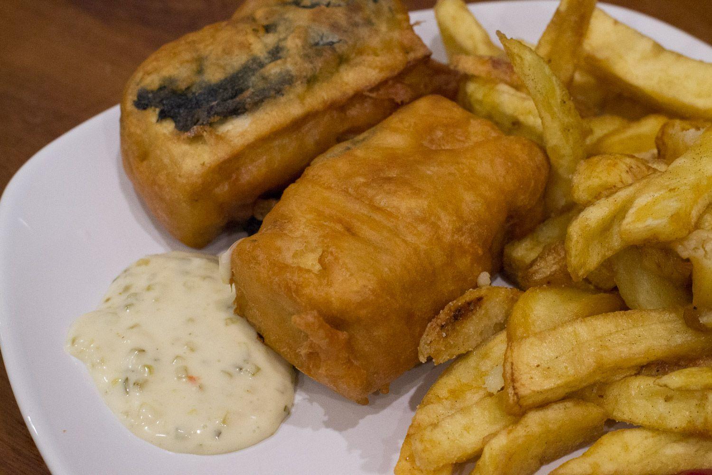 Vegan Tofush Recipe Vegan fish, chips, Vegan fish