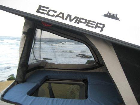 Ursa Minor S Ecamper Honda Element Pop Top Camper Conversion