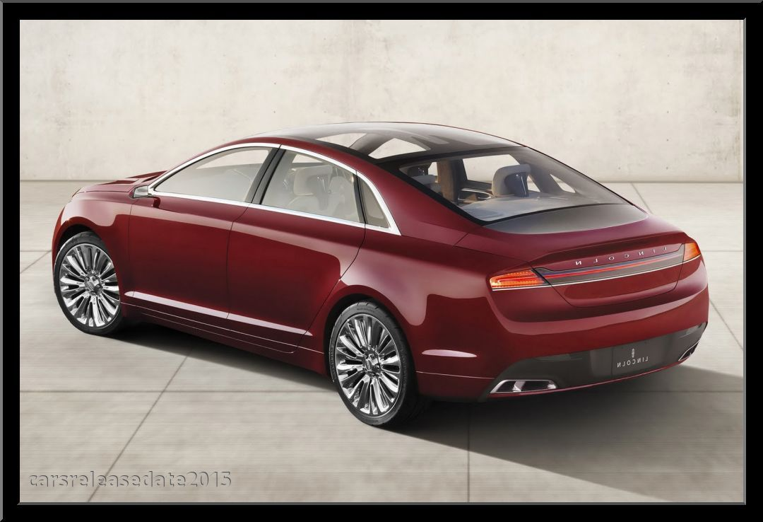 2018 Ford Fusion Concept Http Carsreleasedate2017