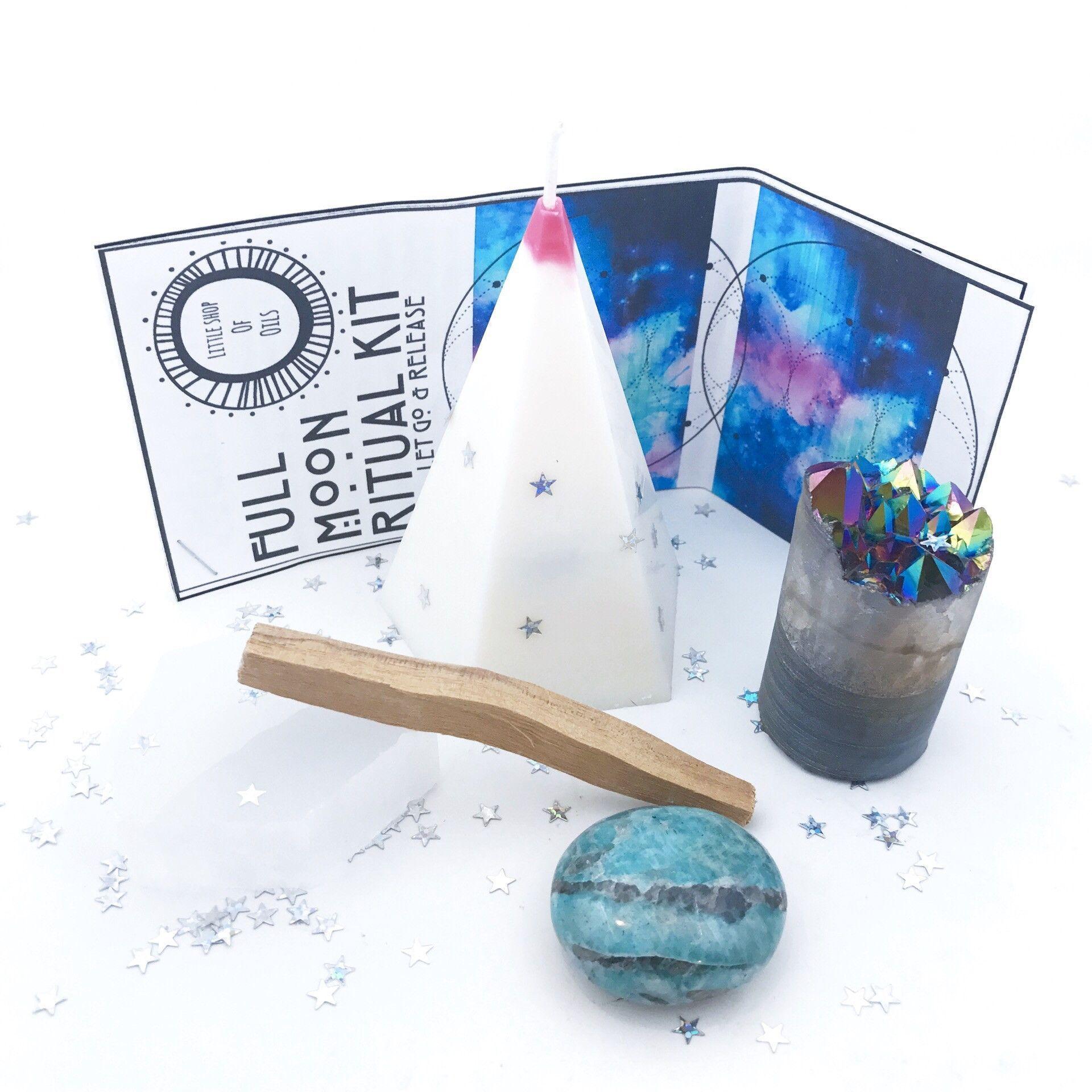 Full Moon Ritual Kit July