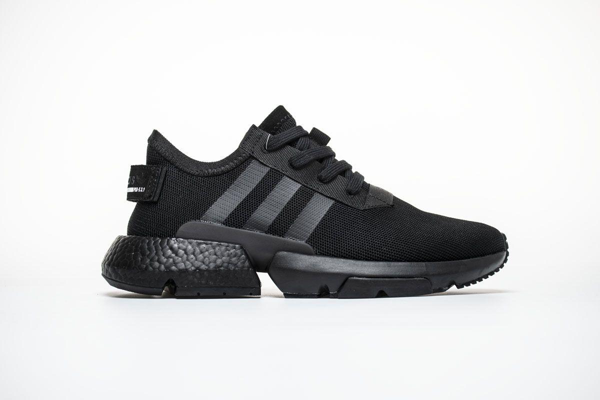 Adidas P.O.D-S3.1 Boost B37366 Triple Black Sneaker for Sale3 ... ad2b7fda4