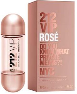 Carolina Herrera 212 Vip Rosé Eau De Parfum Vip Rose Vip Rosé