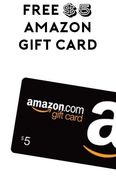 Pin On Free 5 Amazon Gift Card