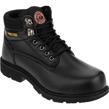 Work boots men, Mens steel toe boots