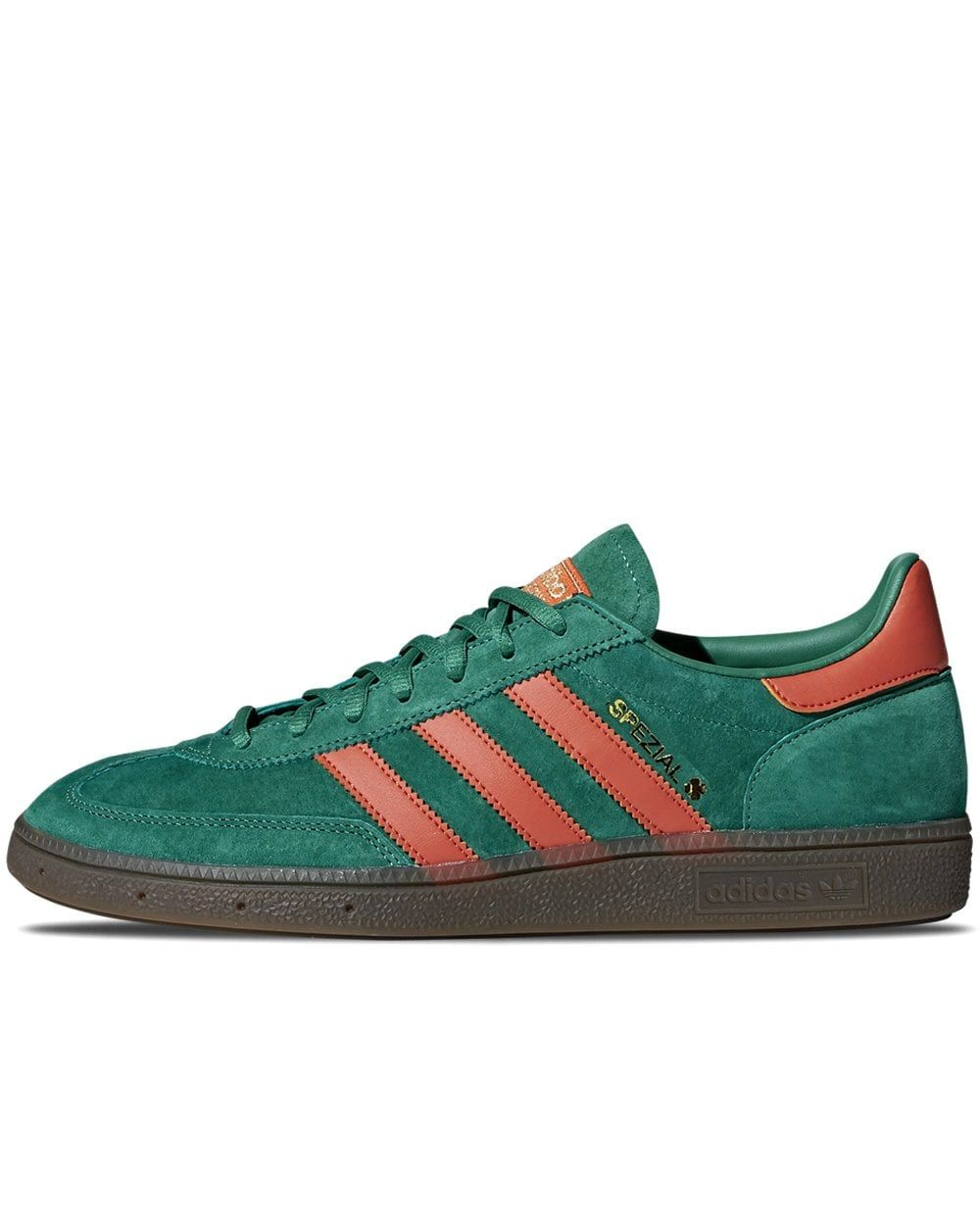 Adidas Spezial Trainers Bold Green